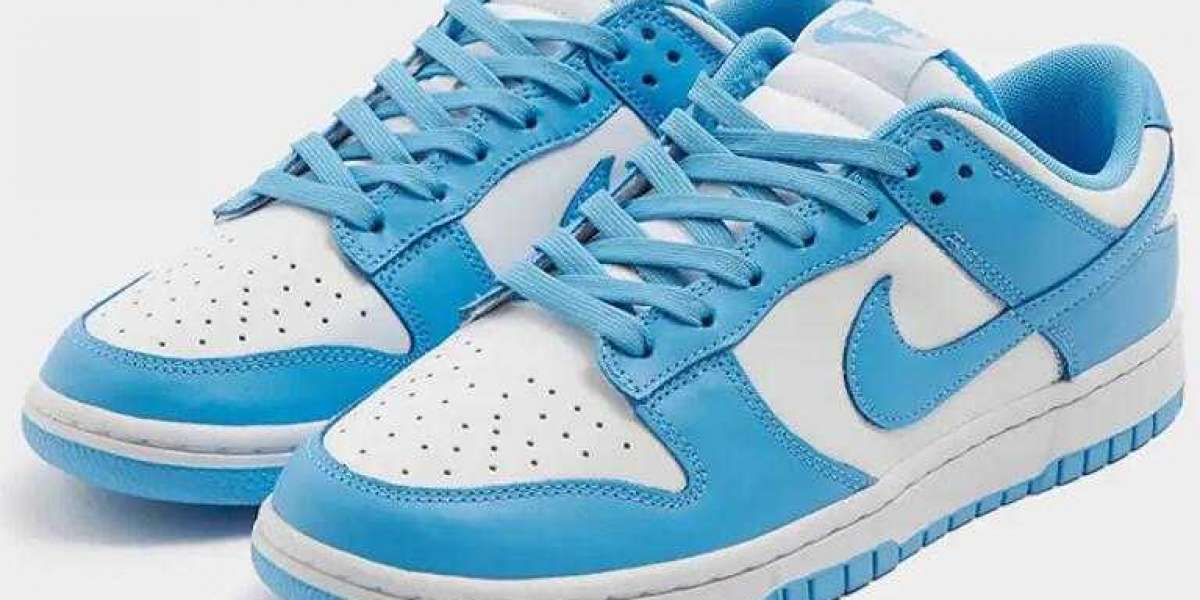 Where to buy Nike Dunk Low UNC Blue DD1391-102